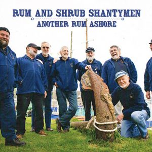 Another Rum Ashore CD