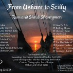 From Ushant to Scilly - Back Cover